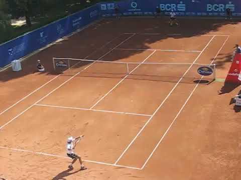 Berlocq contra Pablo Cuevas