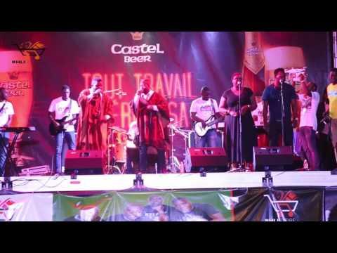 Les Garagistes en live à Ficgayo de Yopougon