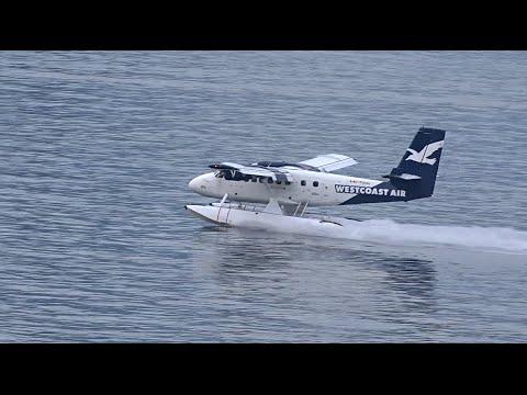 Enjoy this sea-plane (and tug boat)...