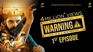 Video Warning 1st Episode - Gippy Grewal | Amar Hundal | New Punjabi Web Series | Humble Music download in MP3, 3GP, MP4, WEBM, AVI, FLV January 2017
