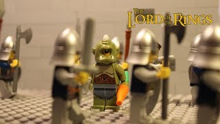 Video Lego Cyclops - Lord of the Rings - Stopmotion MP3, 3GP, MP4, WEBM, AVI, FLV Juni 2019