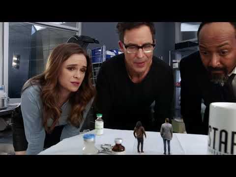 The Flash Season 4 Episode 12 (Honey, I Shrunk Team Flash) in English