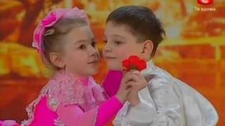 Ukraine's Got Talent: Two Awesome Kids Dancing