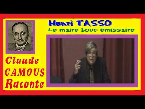 Henri Tasso, Maire de Marseille :