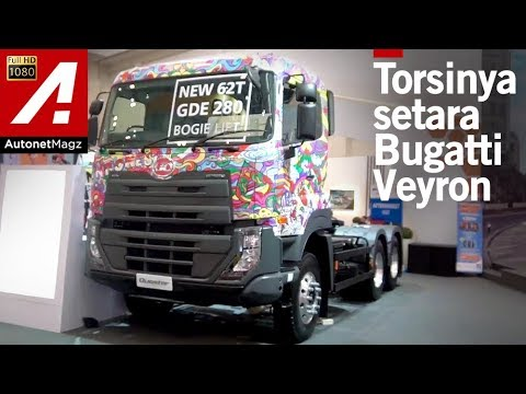 UD Trucks Quester GDE-280 First Impression Review by AutonetMagz