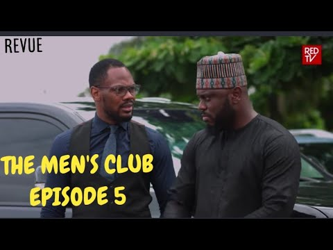 THE MEN'S CLUB/SEASON 3/EPISODE 5