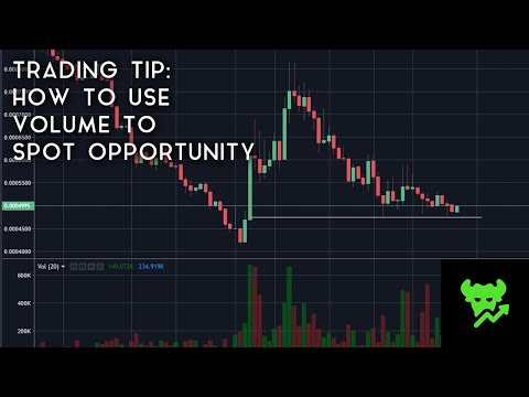 Trading Tip #20: How to Use Volume to Spot Opportunities video