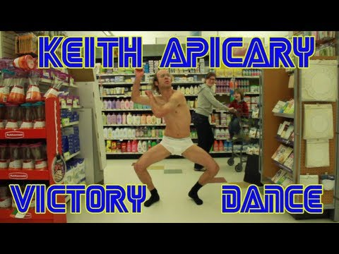 Keith Apicary - Victory Dance For Dolph Ziggler