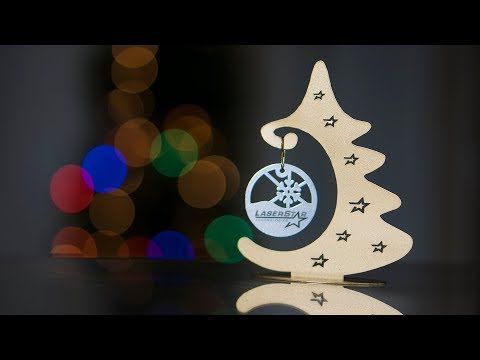 <h3>Laser Cutting & Engraving | Christmas Ornaments </h3><p>In this laser cutting video we demonstrate the FiberStar CNC Laser Cutting Machines ability to laser cut customized holiday ornament designs out of stainless steel. <br /><br />Merry Christmas and Happy Holidays from all of us here at LaserStar Technologies!</p>