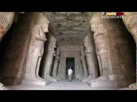 Ägyptens zehn größte Geheimnisse - Doku deutsch