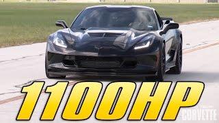 NEW 1/2 Mile Record - C7 Z06 - 182.18mph by High Tech Corvette