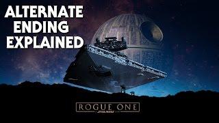 Video Rogue One A Star Wars Story Alternate Ending Explained! MP3, 3GP, MP4, WEBM, AVI, FLV Agustus 2017