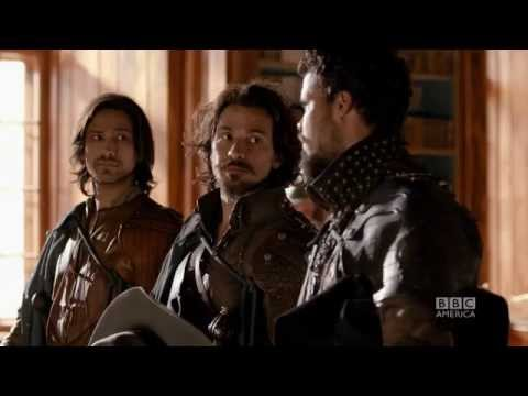 The Musketeers Season 2 (Promo)