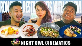 Video FOOD KING: ROMANTIC DINING WITH A VIEW! MP3, 3GP, MP4, WEBM, AVI, FLV Juli 2018