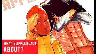 """Ever wondered what Apple Black was about? Learn in this video.BUY APPLE BLACK MANGA, VOLUME ONE:http://www.amazon.com/Apple-Black-Vol-Volume/dp/069235137XAPPLE BLACK OFFICIAL WEBSITE: http://www.saturday-am.com/appleblackREAD APPLE BLACK HERE FREE [ONLY FIRST 4 CHAPTERS]: http://www.saturday-am.com/apple-black-chapter-1http://www.saturday-am.com/apple-black-chapter-2http://www.saturday-am.com/apple-black-chapter-3http://www.saturday-am.com/apple-black-chapter-4INSTAGRAM:  http://www.instagram.com/WhytMangaFACEBOOK:    http://www.facebook.com/WhytMangaTWITTER:        http://www.twitter.com/WhytMangaDEVIANTART: http://www.odunze.deviantart.comSUBSCRIBE TO THE SATURDAY-AM MAGAZINE, $5/YEAR! https://gumroad.com/a/912077939Use coupon code """"ANIME"""" to get Akibento!, a monthly subscription box, full of t-shirt, figures, snack and goodies related to Japanese anime and manga. GET IT HERE: http://bit.ly/2pG9Tr1SUBSCRIBE TO THE SATURDAY-AM MAGAZINE, $5/YEAR! https://gumroad.com/a/912077939MY MANGA TOOLS:Deleter G-pen, Deleter Type A B4 Comic book Paper, Deleter type 6 ink, Manga Studio 5, Clip Studio Paint, Photoshop, SAI, Mechanical Pencils, Erasers, Curves, Rulers, Brushes, Water Color, Copic Markers Ciao 72 B, Copic Marker Sketch 72 A, Skin Tone Copic Markers, White pigment Signo pen, Pentel Brush Pen, Copic Refills, Mustek A3 Pro 1200 USB Scanner, Pen Tablets, Screentones and Pizza.This Channel is about my journey to become a professional comic/manga artist. I will document all the goods and the bads showing my process in making my main dream manga  comic """"Apple Black"""" serialized on Saturday-AM. NEW VIDEOS every Saturday! [mornings].TAGS: Shonen, Jump, Saturday-AM, magazine, Naruto, Boruto, Dragon Ball, Z, One punch man, attack on titan, my hero academia, boku, no hero, clover, views, subscribers, 20, ways, smart, tips, boy, girl, female, male, man, help, layout, 100, camera, angles, paint, painting, everything you need to know, fact.Get 10% OFF Anime, Geek and Gamer etc ge"""
