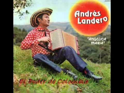 LANDEROS - cancion interpretada por el grande Andres Landeros.