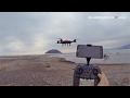 Prova in volo drone giocattolo Skytech TK110HW WiFi FPV