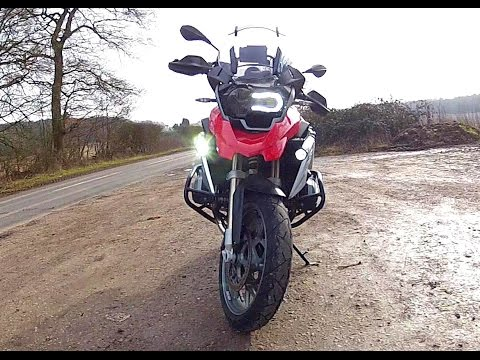 2014 BMW R1200GS Long Term Review