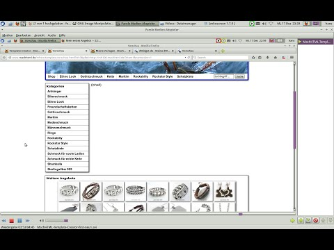 eBay-Template mit dem Template-Creator selbst erstellen