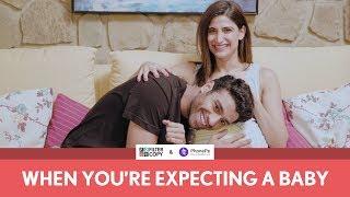 Video FilterCopy   When You're Expecting A Baby   Ft. Aahana Kumra and Rohan Khurana MP3, 3GP, MP4, WEBM, AVI, FLV Januari 2019