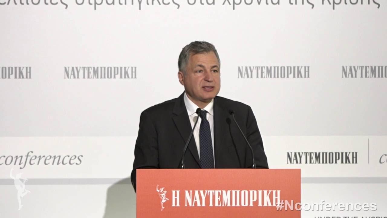 Γιάννης Περλεπές, Γενικός Διευθυντής, Η ΝΑΥΤΕΜΠΟΡΙΚΗ, Πάνελ 1