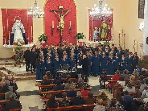 Concierto de la Coral Polifónica «Isla Cristina» Iglesia del Gran Poder.