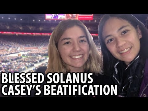 Experiencing a Mass With 60,000 People - Blessed Solanus Casey's Beatification