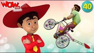 Video Kisah Anak-Anak | Chacha Bhatija | animasi indonesia | Kartun Lucu | Kambing Yang Berbicara MP3, 3GP, MP4, WEBM, AVI, FLV September 2018