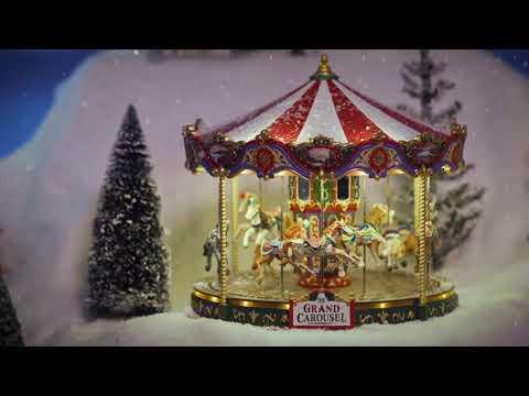 video - Christmas Village Sets Michaels