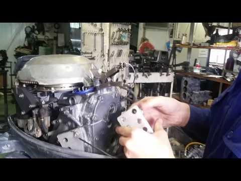 диагностика зажигания лодочного мотора