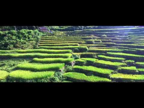 Nẻo đường Tây Bắc (Vietnam view from sky) -Tác giả: Lê Thế Thắng