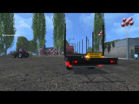 Fliegl multi purpose semi trailers v2.0