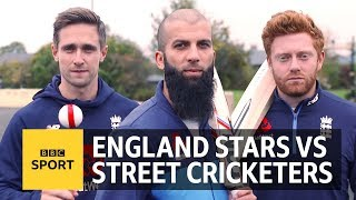 Video The Ashes: Can England's Moeen Ali, Jonny Bairstow & Chris Woakes play street cricket? - BBC Sport MP3, 3GP, MP4, WEBM, AVI, FLV Agustus 2018