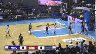 PBA Women's 3x3 Tournament-Nov 24, 2015