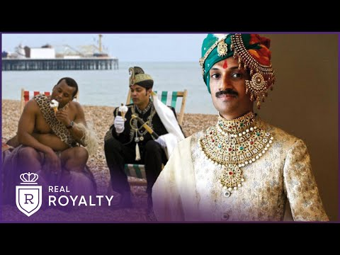When India's Crown Prince Came Out As Gay | Undercover Princes | Real Royalty with Foxy Games
