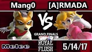 Video Royal Flush SSBM - [A] Armada (Peach) Vs. C9 Mango (Fox, Marth) Smash Melee GF MP3, 3GP, MP4, WEBM, AVI, FLV Februari 2018