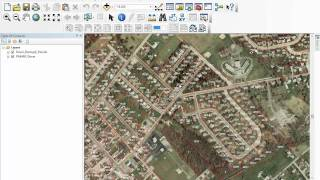 Demo of Data Frame Properties in ArcGIS 10 - GT-101 - Washington College
