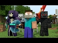 "MINECRAFT PARODY OF CLOSER BY THE CHAINSMOKERS"" ♫ (ANIMATED MUSIC VIDEO) ♫"