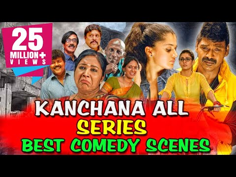 Video Kanchana All Series Best Comedy Scenes | South Indian Hindi Dubbed Best Comedy Scenes download in MP3, 3GP, MP4, WEBM, AVI, FLV January 2017