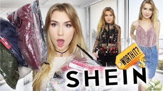 I SPENT $200 ON SHEIN | Is it Legit? This is what I got!!