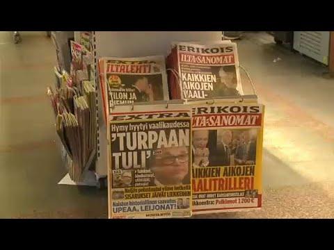 Φινλανδία: Ανάμεικτα συναισθήματα για το εκλογικό αποτέλεσμα…