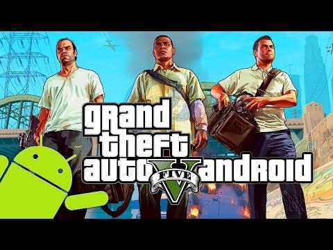 Играем в GTA V (ГТА 5) на Андроид (Android) Приставка Смарт ТВ (Smart TV) Beelink i68 Обзор Часть-2