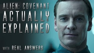 Video Alien Covenant ACTUALLY Explained (With Real Answers) MP3, 3GP, MP4, WEBM, AVI, FLV Januari 2019