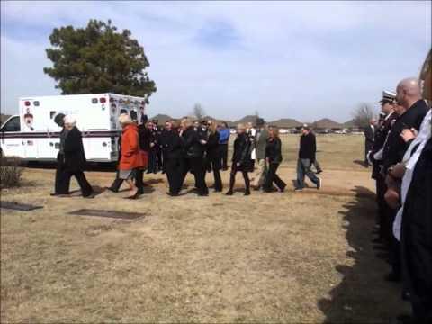 Travis Alexander Funeral