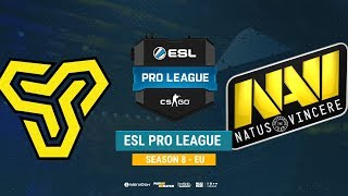 ex-Space Soldiers vs Na'Vi, game 1