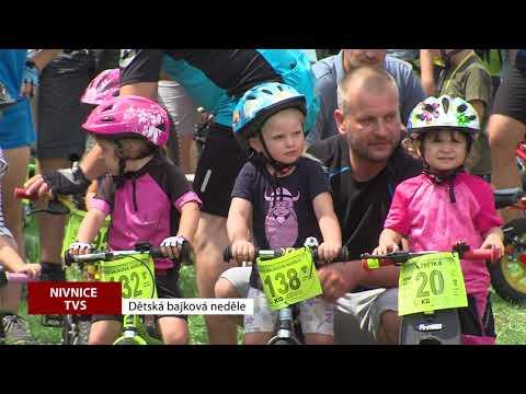 TVS: Nivnice - Dětská bajková neděle
