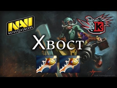 Na'Vi vs DK Final Fight with 2 Rapiers | MLG Columbus