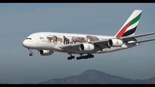 Video (HD) 3 Hours of Watching Airplanes   Los Angeles International Airport LAX Plane Spotting MP3, 3GP, MP4, WEBM, AVI, FLV Juni 2019