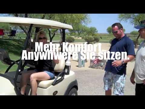 All Day Comfort Sitz Video: GSeat Gel-Kissen in Aktion!