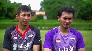 Video Badminton Unlimited | Mohammad Ahsan and Rian Agung Saputro – Men's Doubles (Indonesia) MP3, 3GP, MP4, WEBM, AVI, FLV Mei 2018
